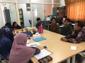 Koordinasi Pengelola Jurnal Mahasiswa (Borneo Student Research)