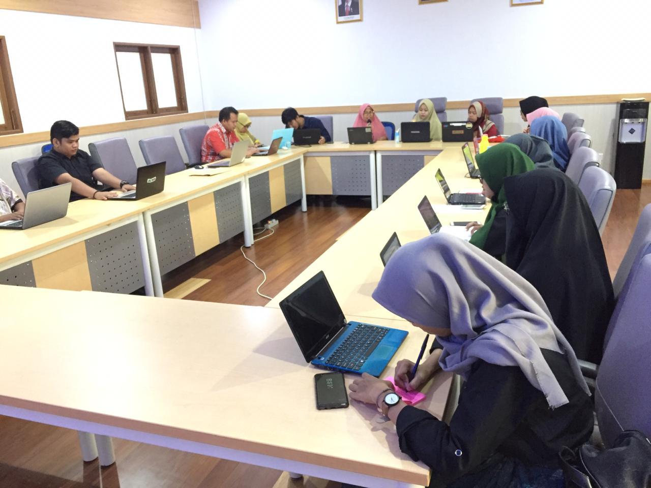 Workshop Pengelolaan Jurnal Elektronik