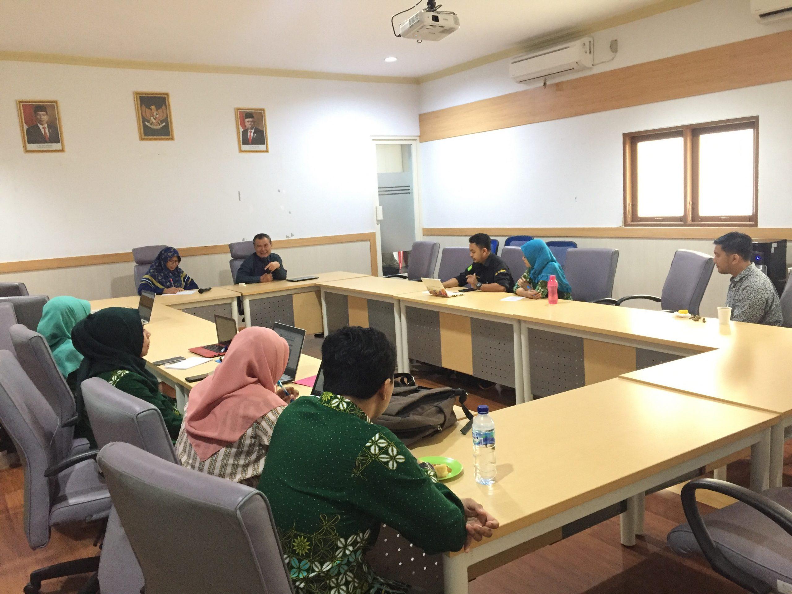 Workshop Pengembangan Jurnal Penelitian